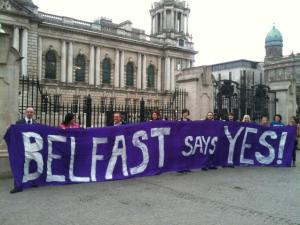 Belfast Says Yes!